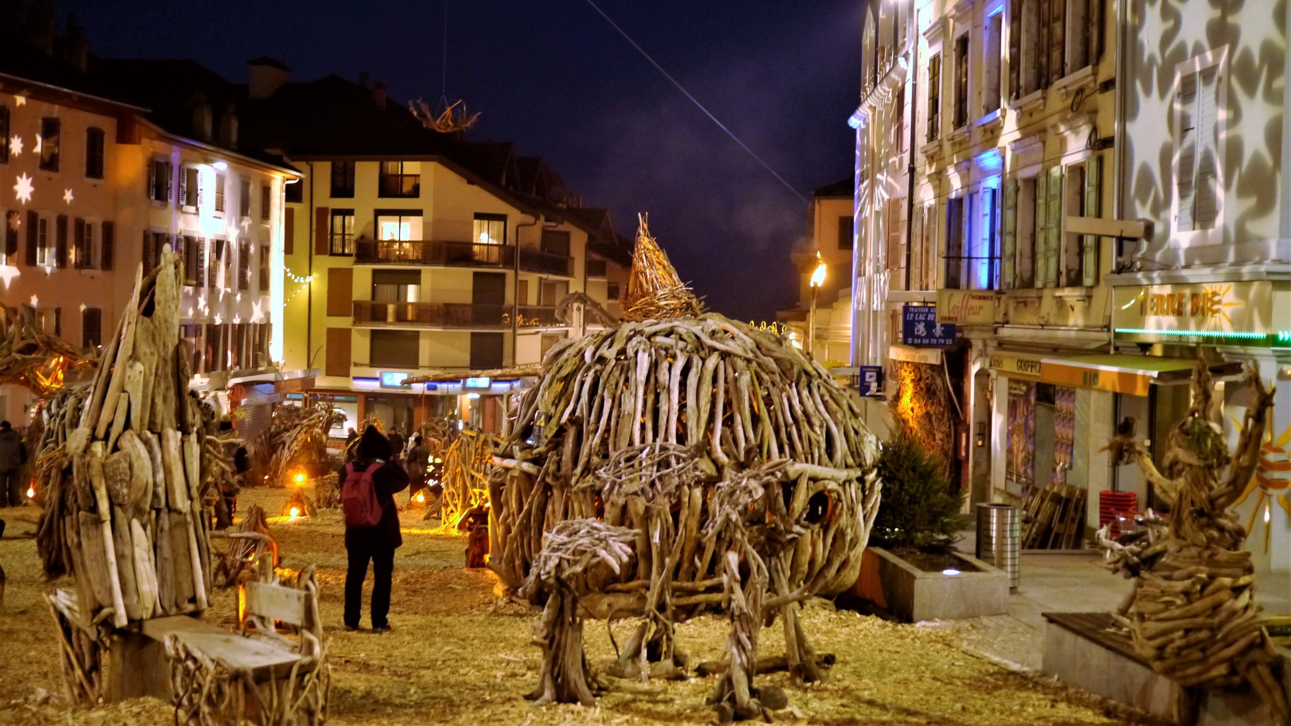Evian visiter village des Flottins infos pratiques blog voyage Haute-Savoie arpenter le chemin