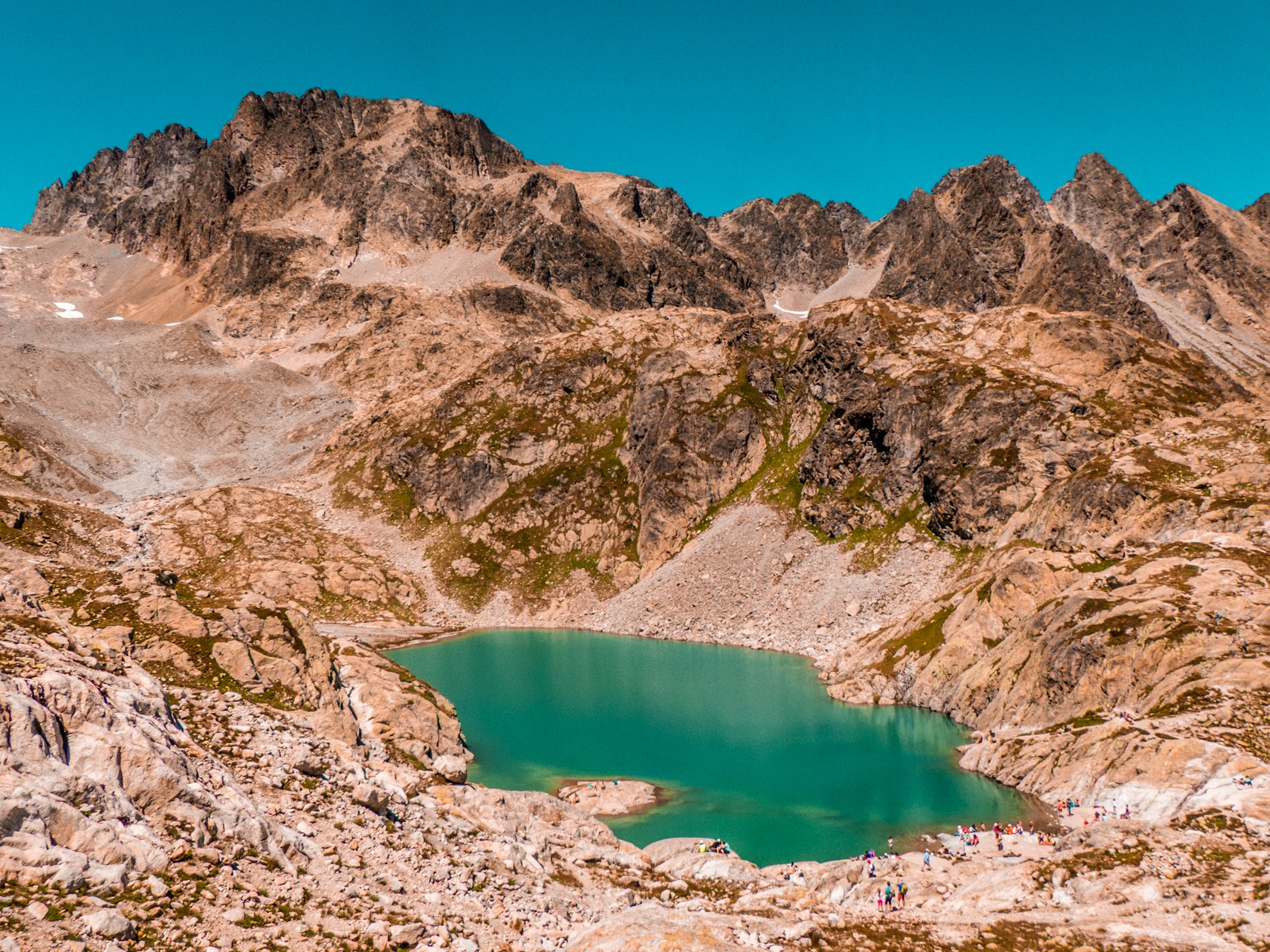 Lac Blanc Haute-Savoie Chamonix