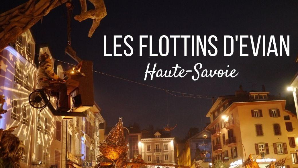 Le festival des Flottins à Evian-les-Bains, Haute-Savoie