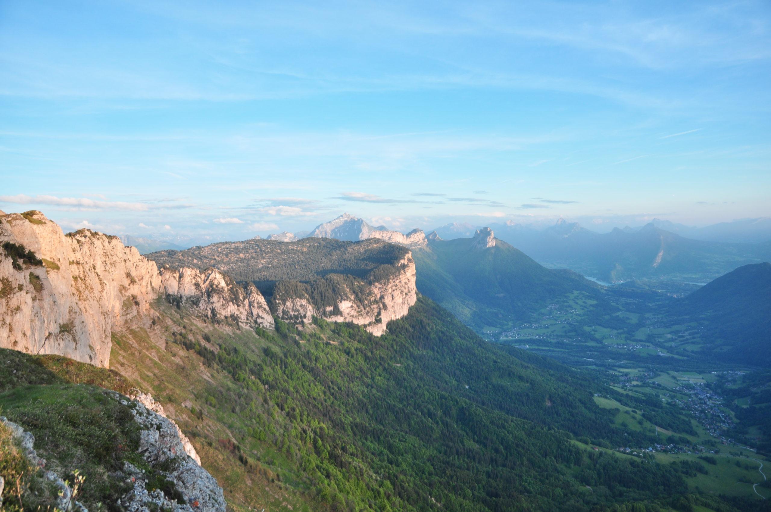 Refuge Parmelan Haute-Savoie