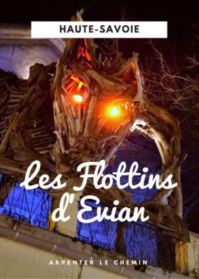 Visiter le village des Flottins à Evian-les-Bains, une alternative poétique aux marchés de Noël - Haute-Savoie, France