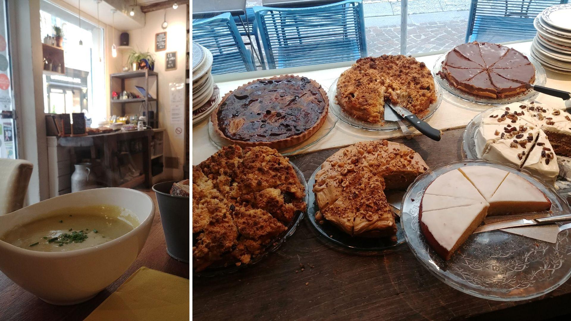 nantes quartier bouffay ou manger dinette blog voyage france arpenter le chemin