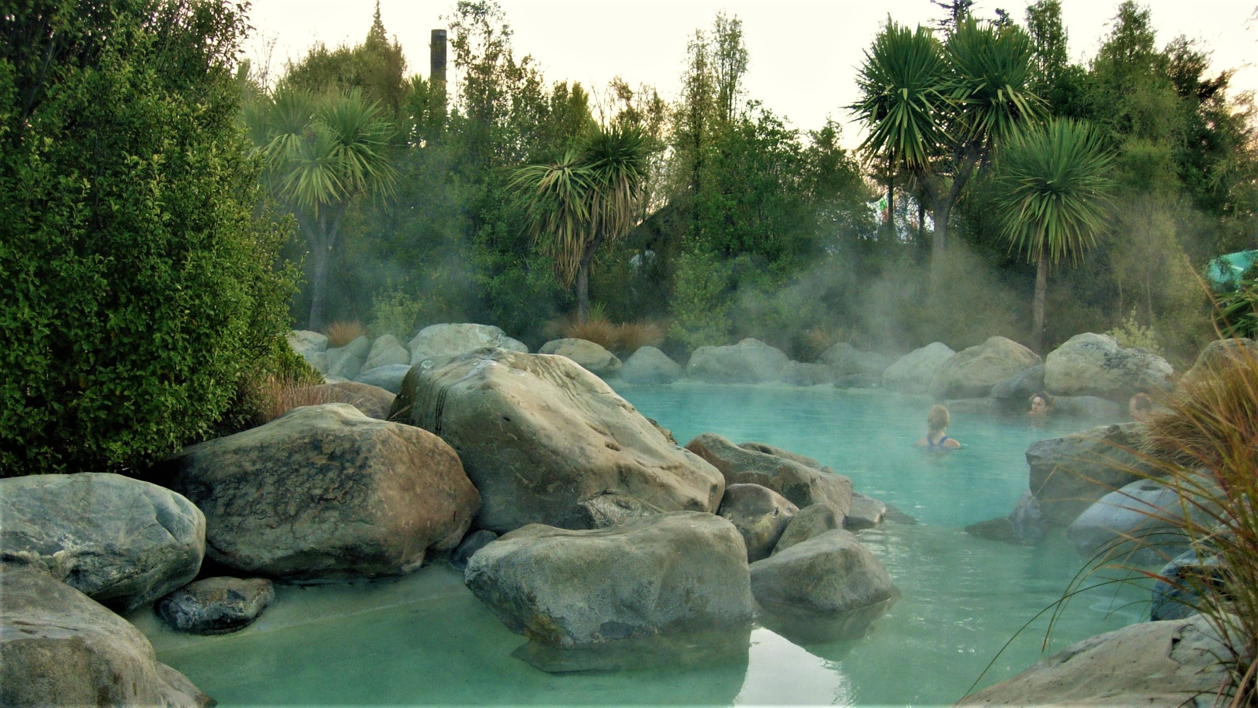 Hanmer Springs Nouvelle-Zelande