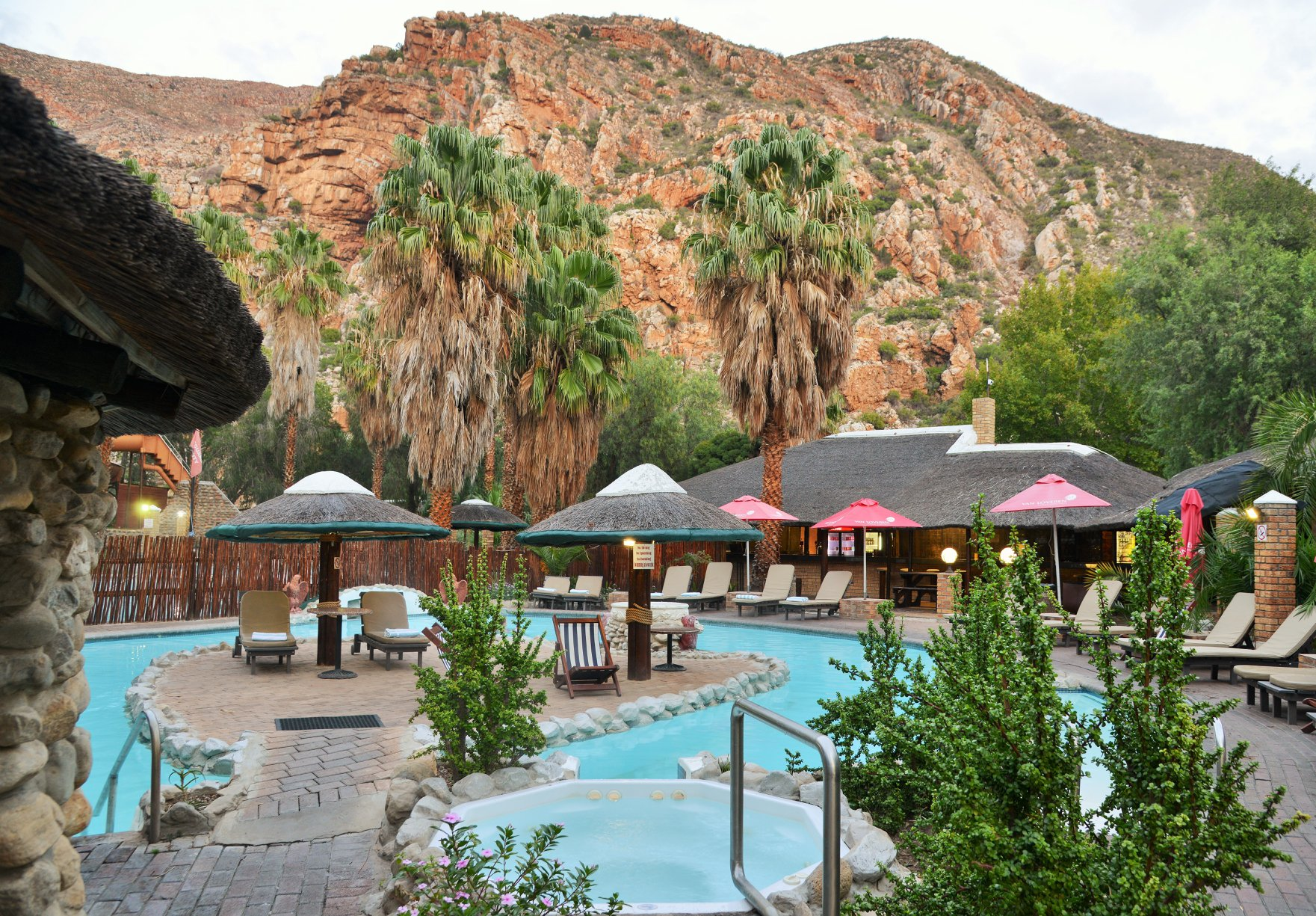 Montagu Hot Springs Afrique du Sud