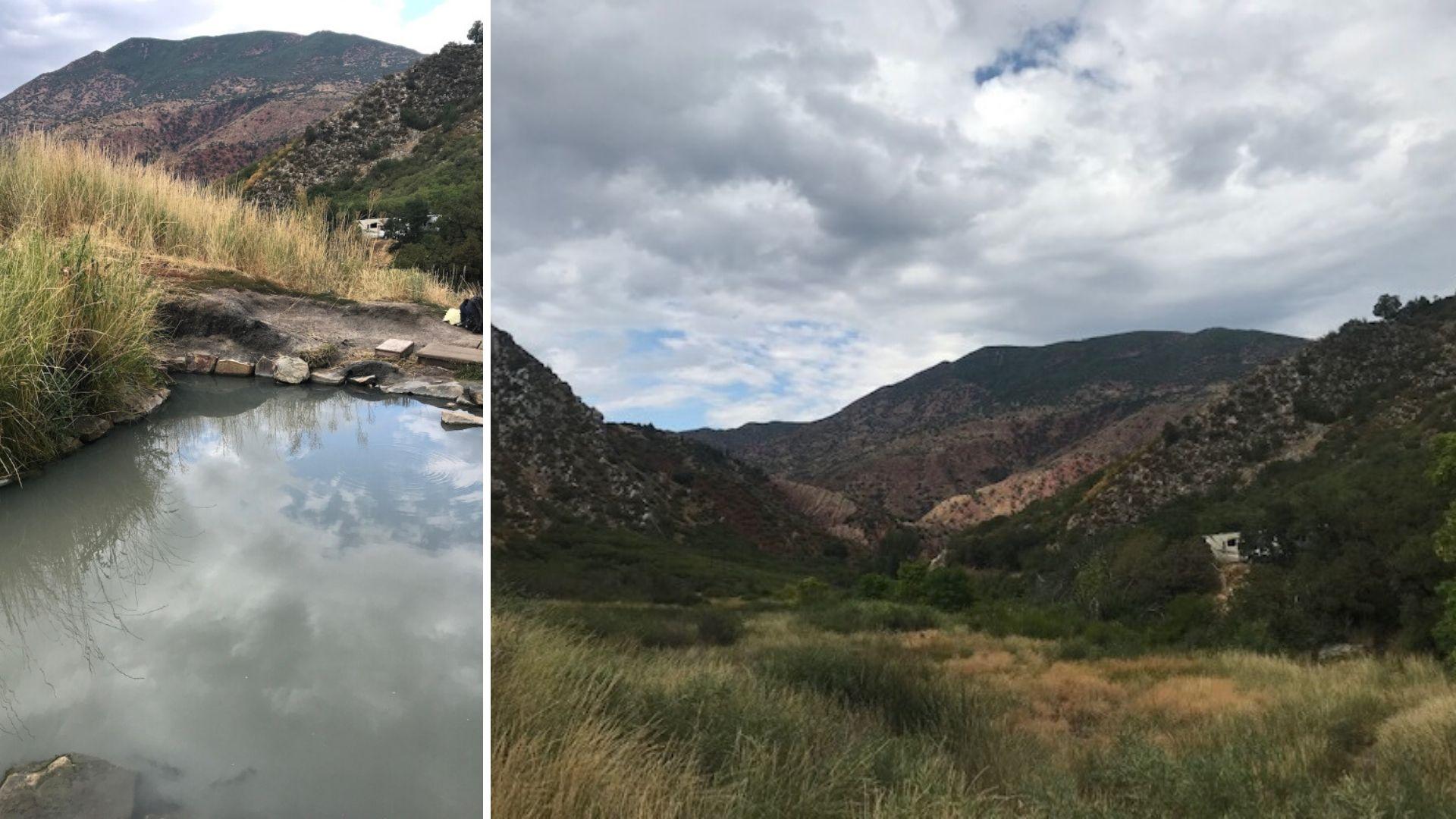 South Canyon Springs Colorado