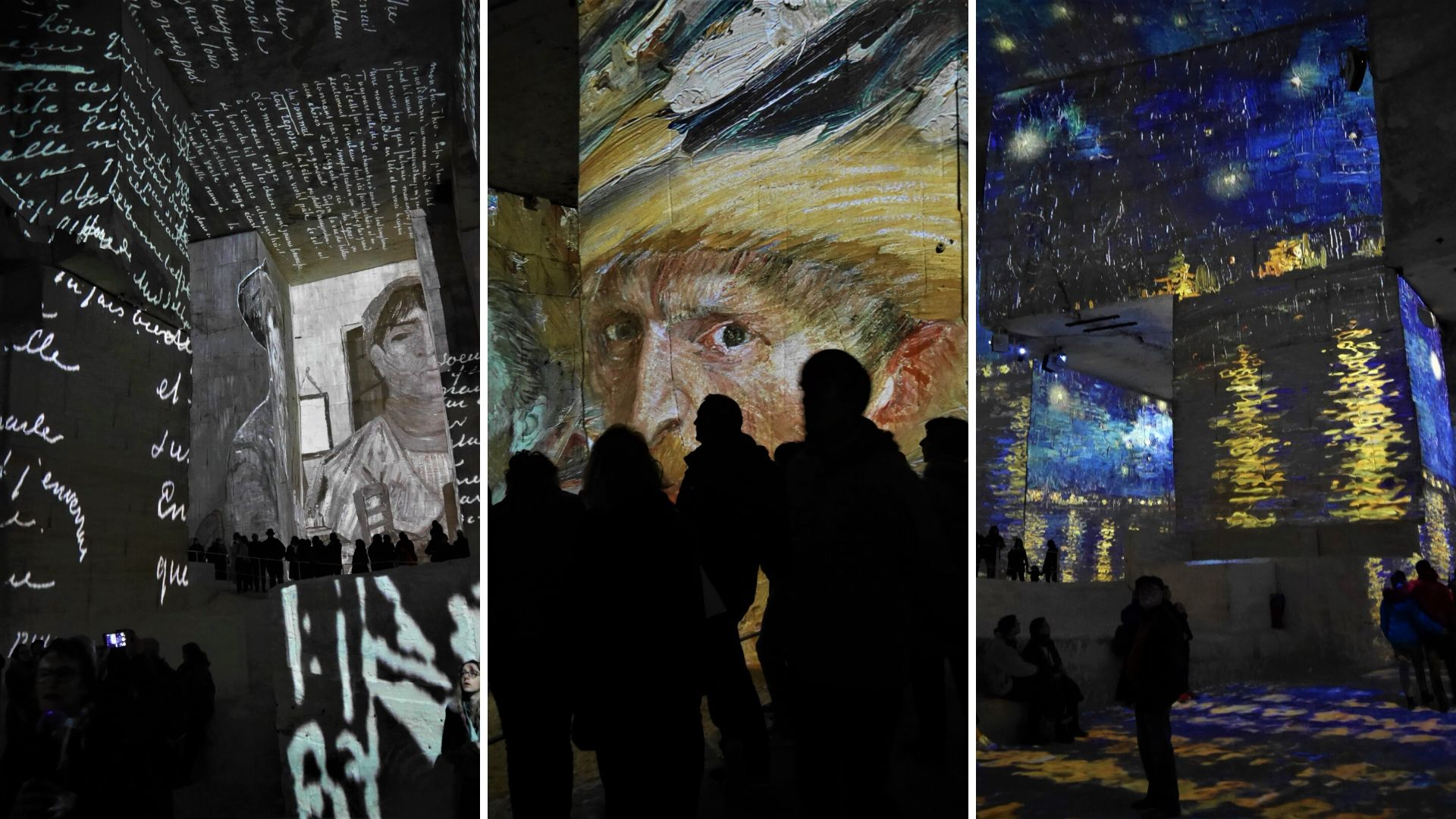 carrieres lumieres van gogh blog voyage france provence arpenter le chemin