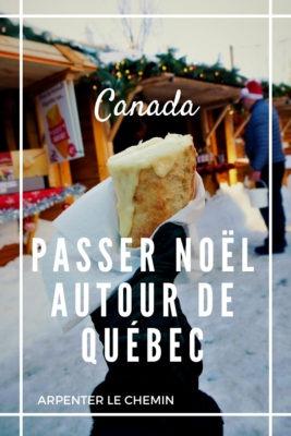 passer noel autour quebec blog voyage canada