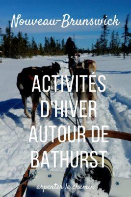 Que faire à Bathurst en hiver