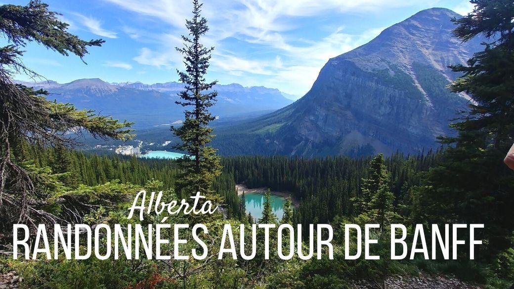 Parc national Banff Jasper Canada