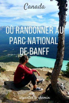Randonnées autour de Banff, Canada (1)