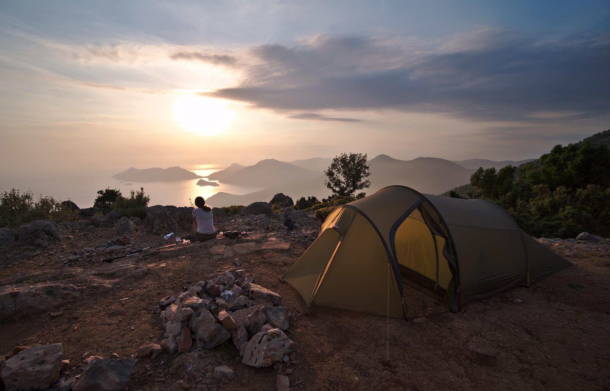 Bivouac camping sauvage conseils débutants