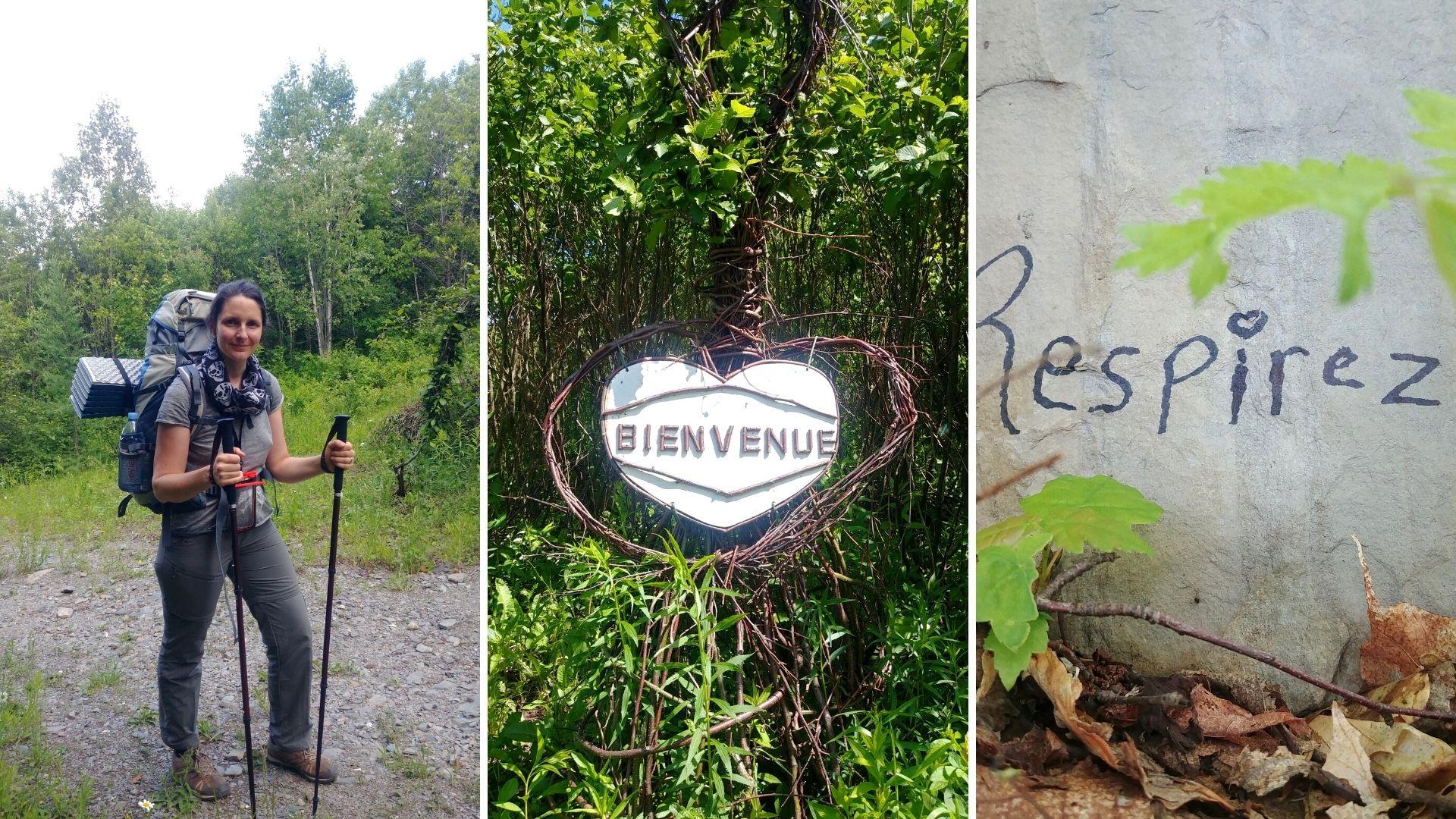 Edmundston sentier Meruimticook longue randonnée Nouveau-Brunswick
