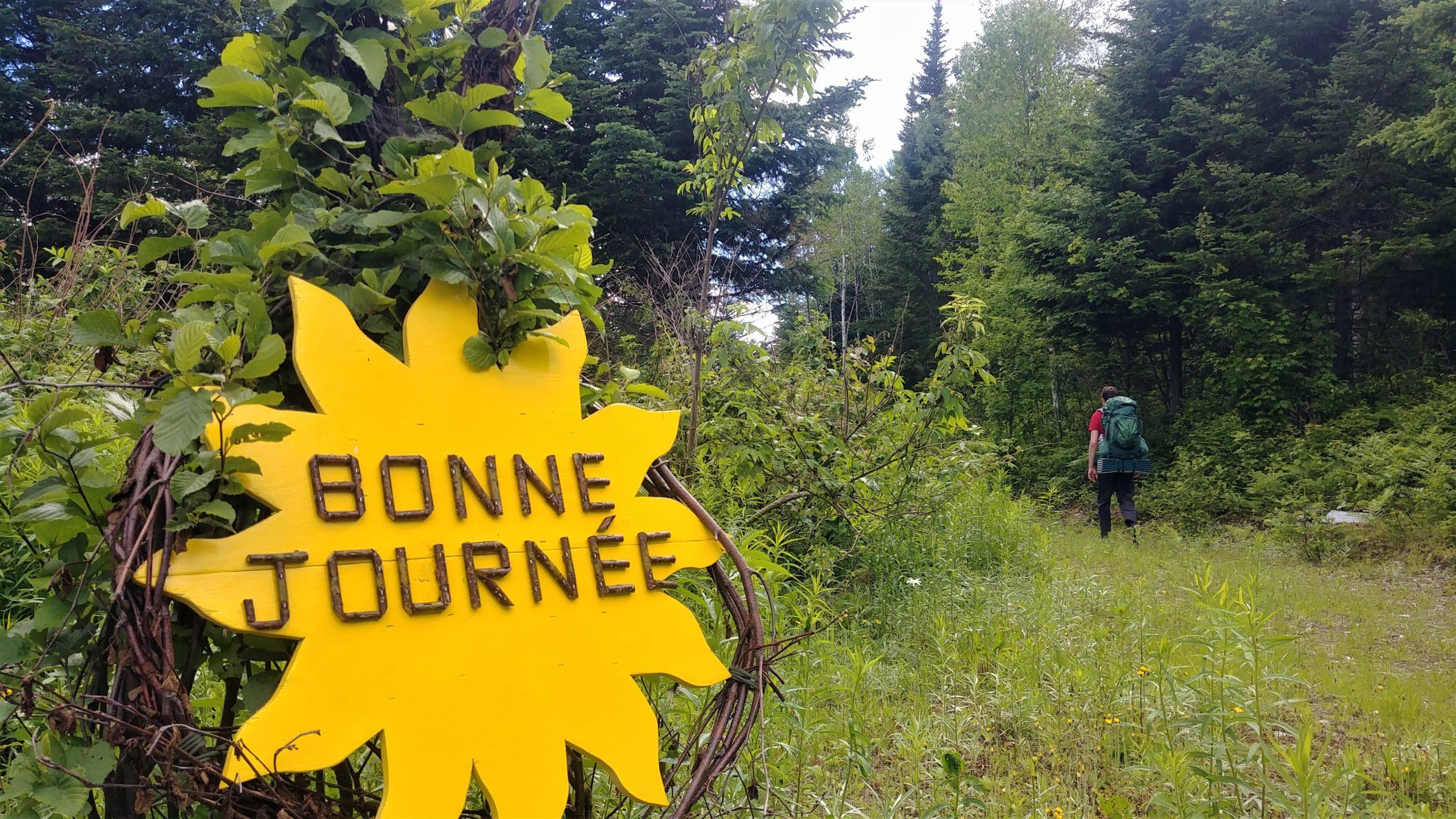 Sentier de randonnée Meruimticook infos pratiques