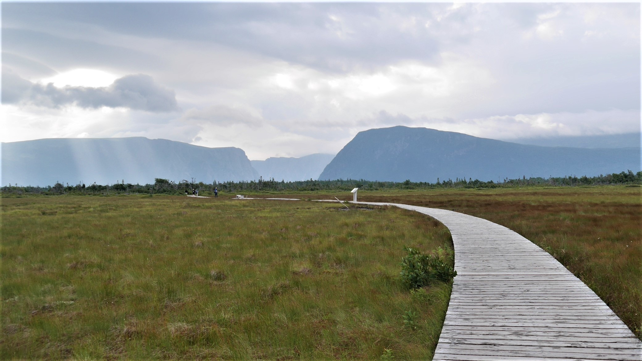 Terre-Neuve croisière étang Western Brook Pond Canada voyage road-trip