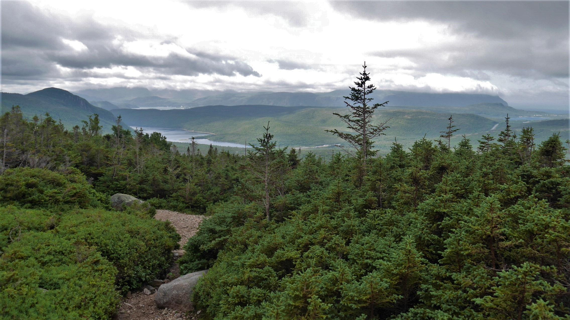Terre-Neuve randonnées parc national Gros Morne