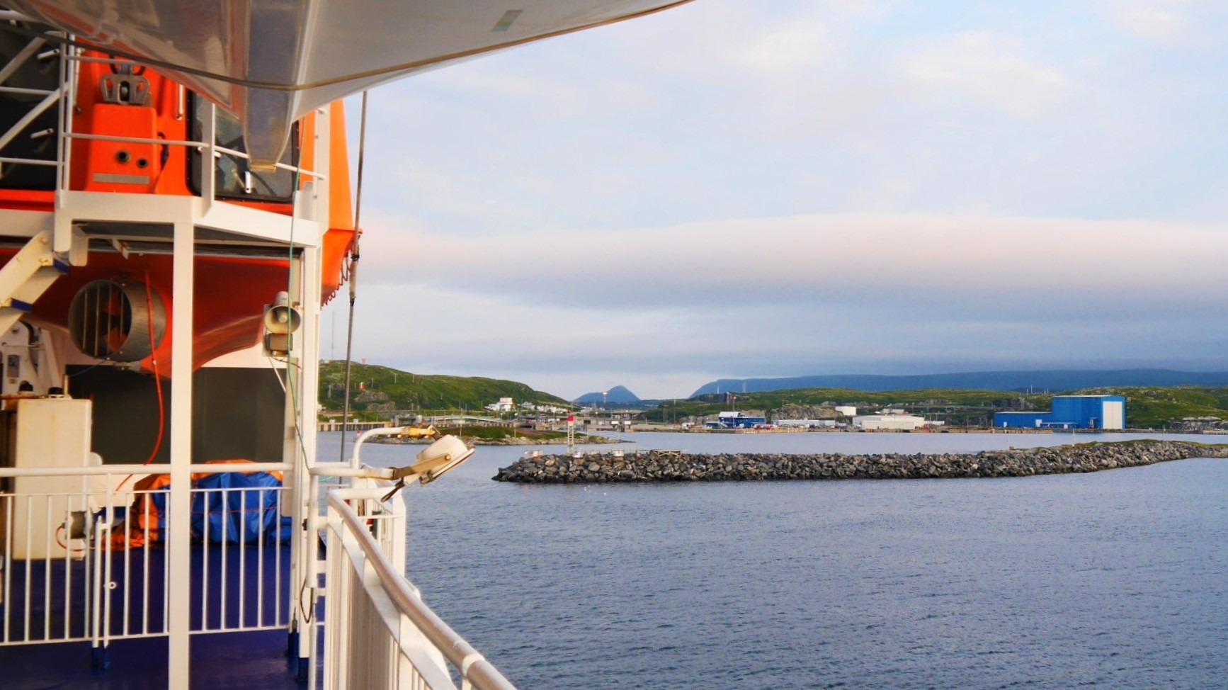 Terre-Neuve traversier Sydney Port-aux-Basques blog voyage Canada