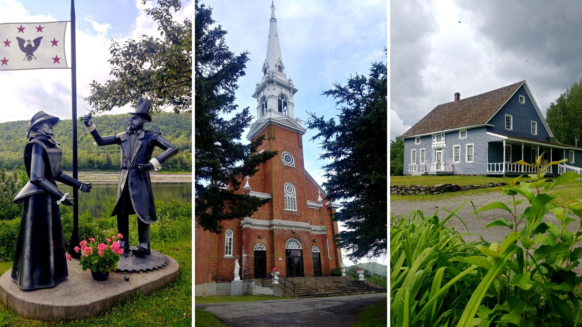 Visiter Edmundston Nouveau-Brunswick Haut-Madawaska
