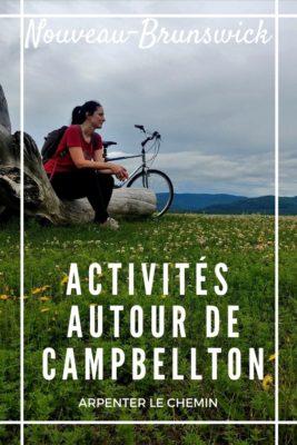Voyage à Campbellton, NB, Canada