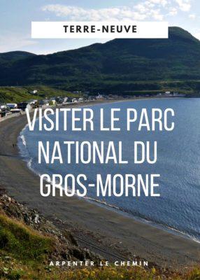 Voyage Parc national Gros-Morne, Terre-Neuve, Canada