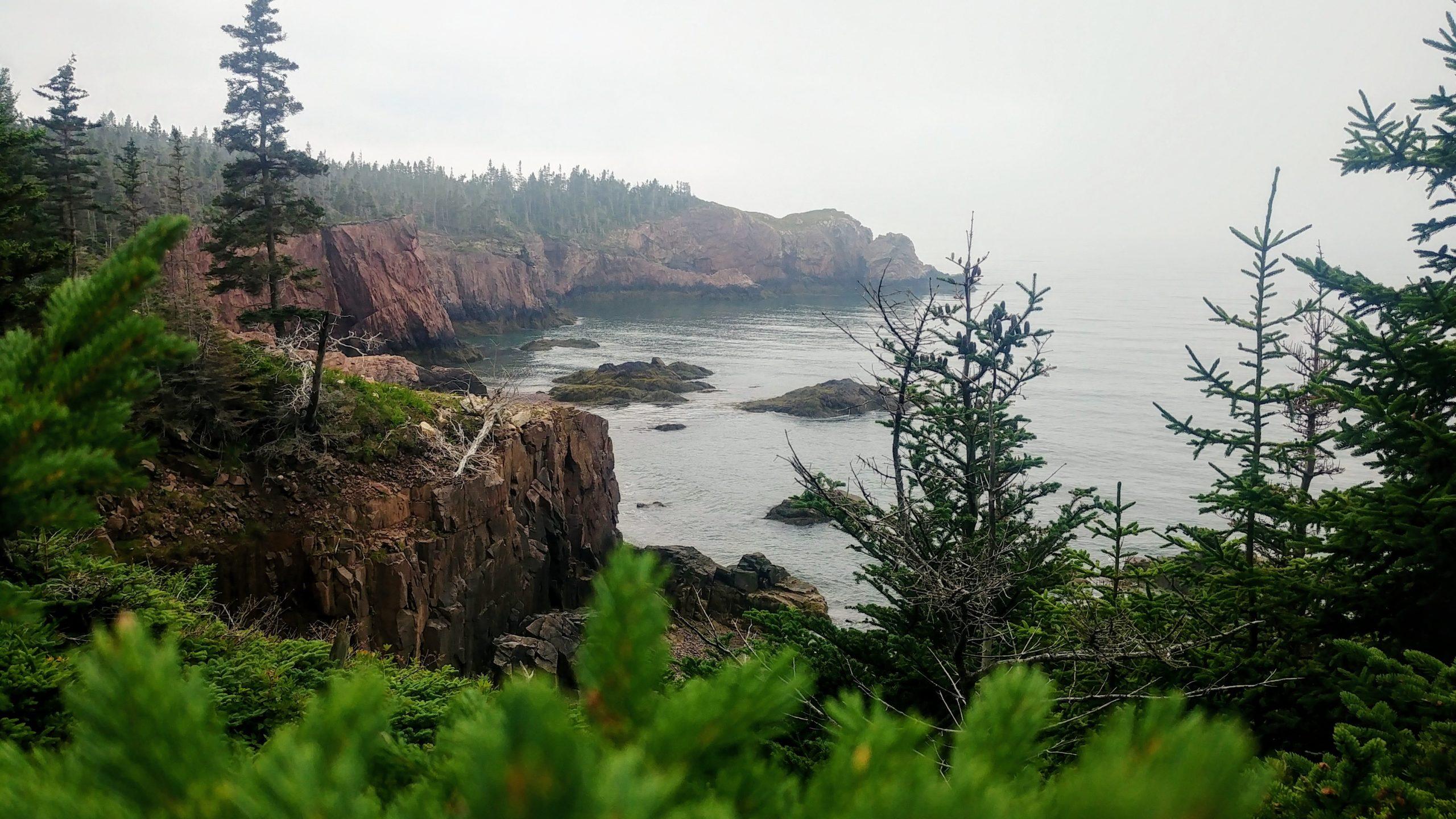 6-Cap Chignecto compte-rendu sentier randonnée Nouvelle-Écosse