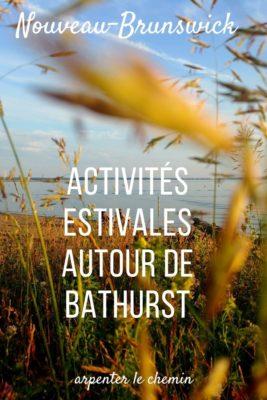 Bathurst NB voyage Nouveau-Brunswick, Canada