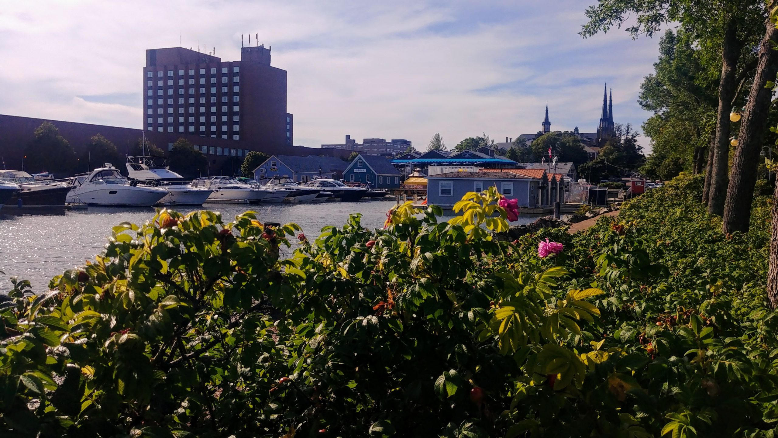 Charlottetown que faire voyage ile du prince edouard