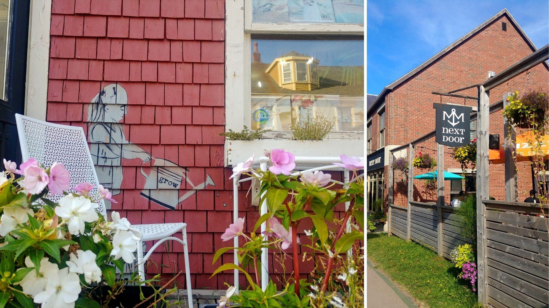 Charlottetown visiter le centre-ville que voir que faire bonnes adresses