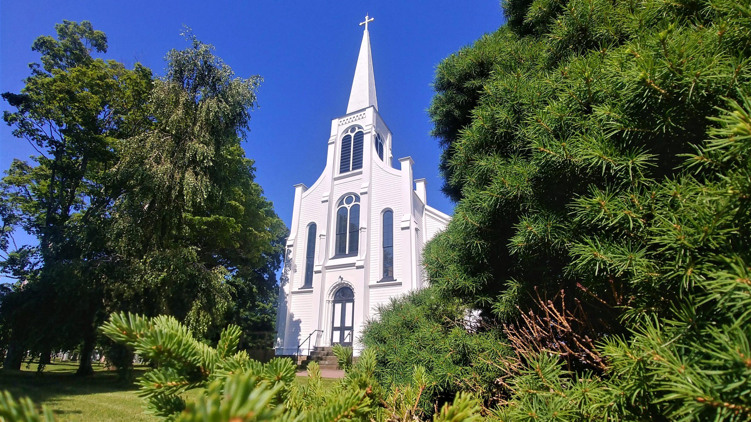 Eglise historique Barachois infos pratiques