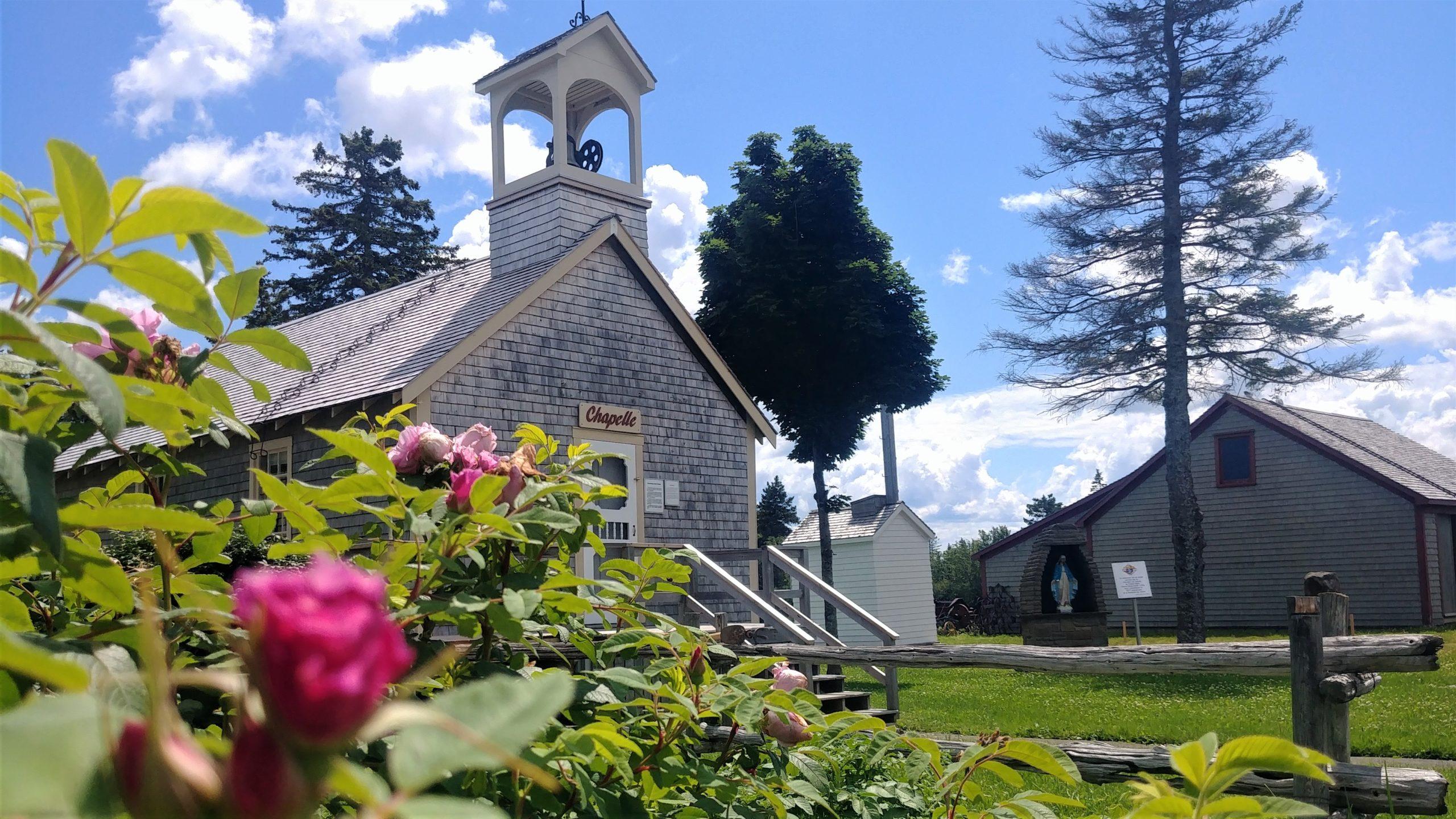 Village pionniers Grande-Digue infos pratiques