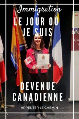 Démarches pour obtenir la double nationalité canadienne